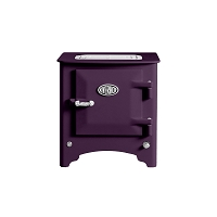 Everhot Electric Stove - Aubergine