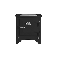 Everhot Electric Stove - Black