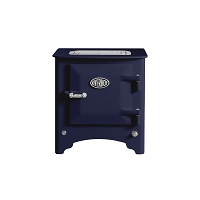 Everhot Electric Stove - Blue