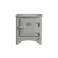 Everhot Electric Stove - Dove Grey