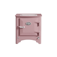 Everhot Electric Stove - Dusky Pink