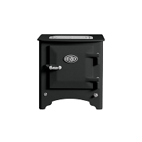 Everhot Electric Stove - Graphite