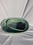 Large Rectangular Oven Dish - Grass Green