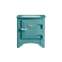 Everhot Electric Stove - Teal