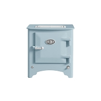 Everhot Electric Stove - Victoria Blue