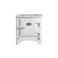 Everhot Electric Stove - White
