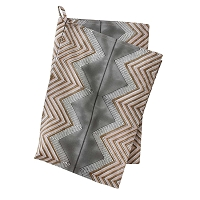 Tea Towel - Alisha Stone Grey