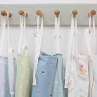 Cotton Pocket Apron