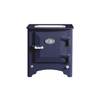 Everhot Electric Stove - Marine Blue