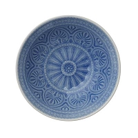 Chloe Large Bowl - Blue - 18cm