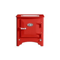 Everhot Electric Stove - Pillar Box Red