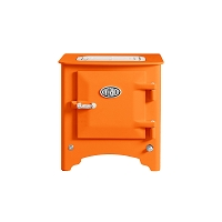 Everhot Electric Stove - Tangerine