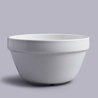 Porcelain Pudding Basin - 16cm