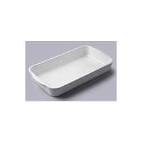 Porcelain Rectangular Baking Dish - 34cm