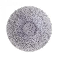 Tara Large Bowl - Grey Light - 18cm