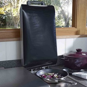 Splashback - Everhot 90plus and 90i Small lid only