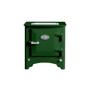 Everhot Electric Stove - Green