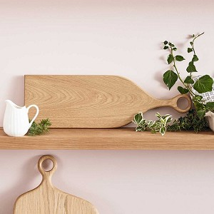 Narrow Oak Chopping Board
