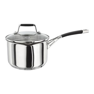 Stellar Induction Draining Saucepan - 16cm