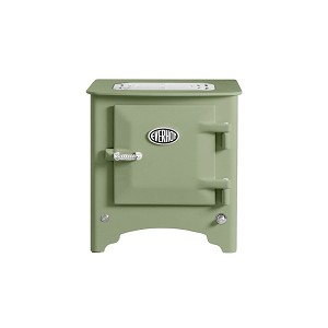 Everhot Electric Stove - Sage